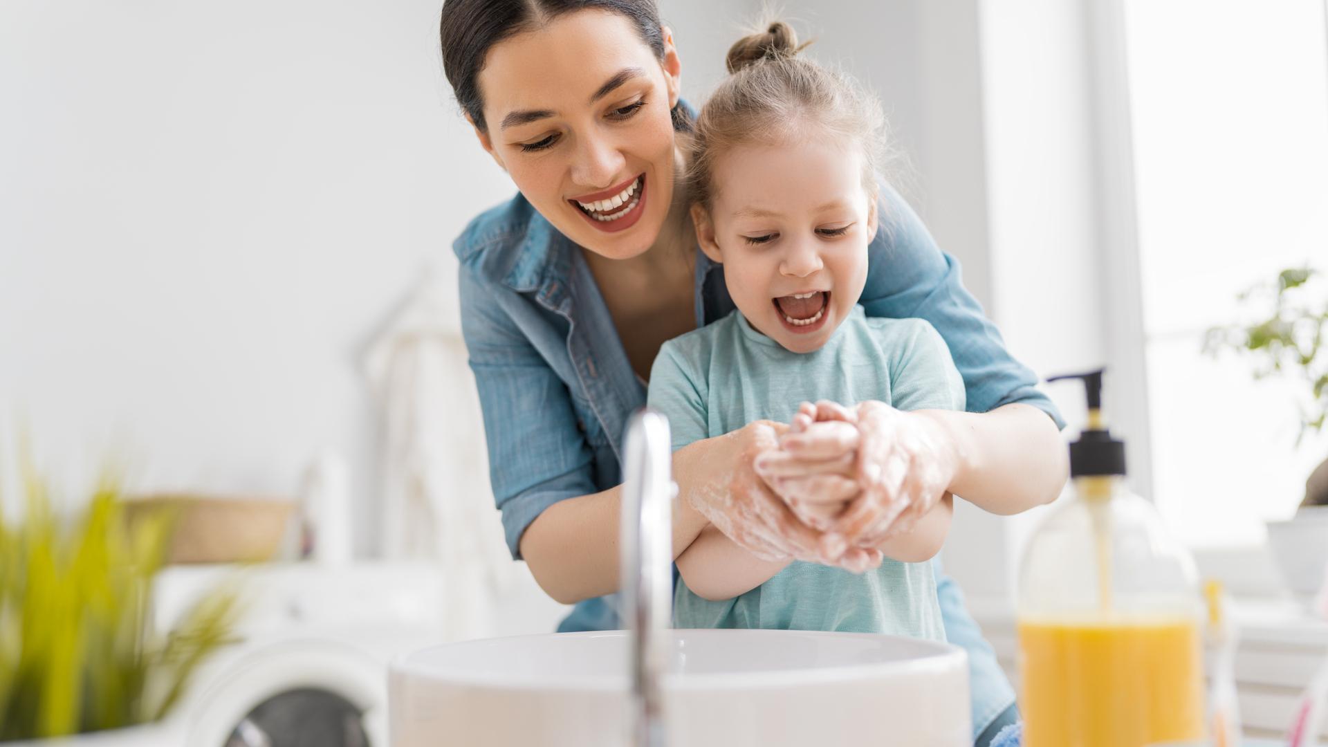 Hábitos de higiene: cómo prevenir enfermedades contagiosas